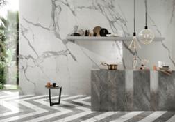 Marble Experience - statuario lux - 160x320 - orobico grey -