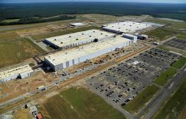 214081 South Carolina manufacturing plant