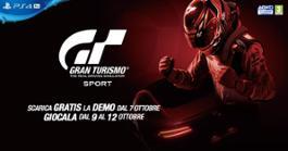 GT Sport Demo a tempo limitato