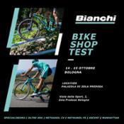 Bianchi Bike Test Bologna