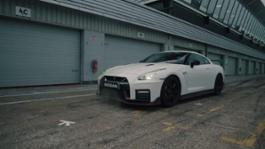World first gaming controller operated Nissan GT R achieves 130 mph run