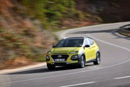 Nuova Hyundai Kona esterni