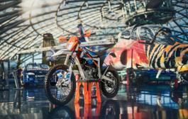 KTM FREERIDE E-XC MY2018 Hangar-7
