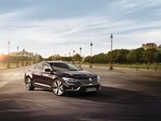 85368 Renault TALISMAN the most beautiful taxi of the year