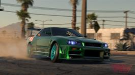 ShiftLock 01 Nissan Skyline GTR V-Spec