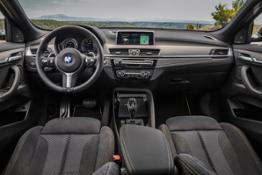 Photo Set - The new BMW X2. X2 xDrive20d, model M Sport X (10_2017).