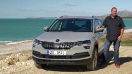 2017 Skoda Karoq Review English