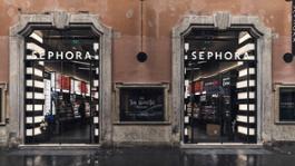 Sephora Flagship Store Via Del Corso 486 Roma (73)