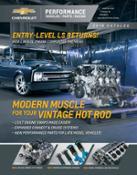 2018 Chevrolet Performance