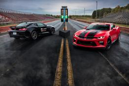 Chevrolet Performance Drag Development Program Adds Camaro ZL1