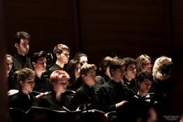 il coro di voci bianche diretto dal M° Shih-Hung Young nel concerto-evento LoTR- foto Paolo Dalprato (6)