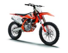 KTM 450 SX-F right front MY18