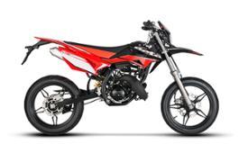 RR 50 My 2018 motard