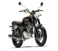 BLACK SEVEN 125 cc