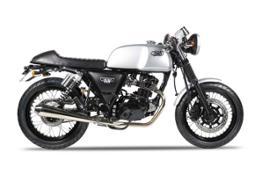 CAFE RACER 125 cc