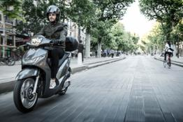 Peugeot Belville 200 Allure - Onyx Grey Mat
