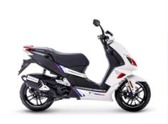 Peugeot Speedfight4 50 R CUP