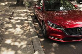 Mazda6 IPM3 Brand US SDN 2017 CUT03 front