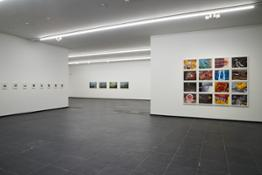 The Photographic I Other Pictures (l to r) Peter Fraser installation S.M.A.K. 2017, photo Dirk Pauwels
