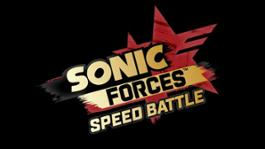 Sonic Forces Speed Battle - Logo Black RGB 1510763177