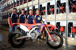 redmoto team enduro3