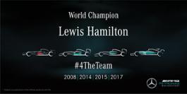 2017 World Drivers' Championship Assets
