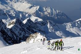 Sci alpinismo (archivio Adamello Ski Raid) (Copia)