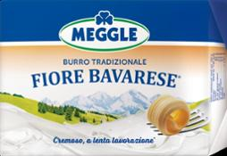 Foto Meggle Fiore Bavarese - Tradizionale 250g -