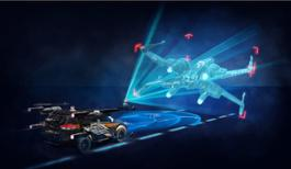 Nissan Star Wars Augmented Reality Photo 3