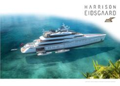 CRN 86m project Explorer Yacht with HarrisonEidsgaar