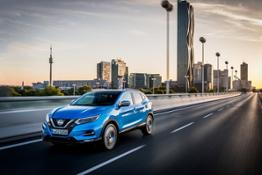 426191877 The new Nissan Qashqai premium crossover enhancements deliver outstanding
