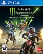 SUPERCROSS PS4-2D ESRB