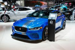 JAGUAR AT THE LA AUTO SHOW 2017