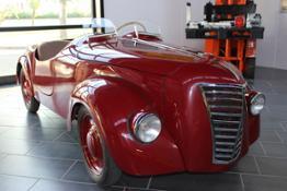 Barchetta @ Museo Ferruccio Lamborghini