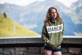 Sweatshirt Bianchi L'Eroica