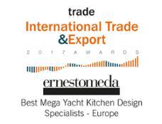 Ernestomeda International Trade & Export Awards Winner 2017