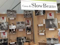 stand Slow Beans Salone del Gusto 2016 Torino