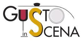 logo GUSTO IN SCENA