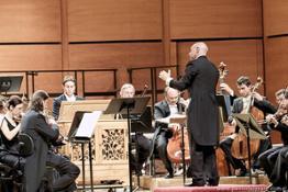 Ruben Jais dirige laBarocca nel Messiah di Haendel - foto Paolo Dalprato (13)