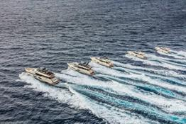 Awards Ferretti Yachts in China