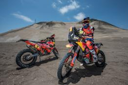 Red Bull KTM Rally Factory Racing - Dakar Rally 2018