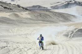 Franco Caimi - Yamalube Yamaha Official Rally TeamDownload