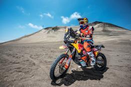217397 Toby.Price Red Bull KTM Factory Racing Dakar2018 035