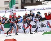 Tour de Ski - 06.01.2018 - Ladies 10 km - Mass Start
