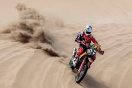 Sam Sunderland - Red Bull KTM Rally Factory Racing - Dakar Rally 2018