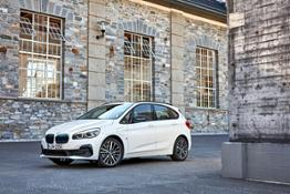 Photo Set - The new BMW 225xe iPerformance.