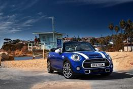 Photo Set - MINI Cooper S Cabrio