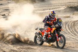 Antoine Meo - Red Bull KTM Rally Factory Racing - Dakar Rally 2018