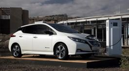 426214185 Nissan showcases Electric Ecosystem designed to deliver the future of
