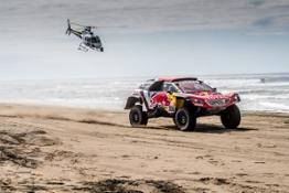 Stage 34 Dakar Team PEUGEOT Total 9.1.2017 PEUGEOT SPORT   MCH Photography  619c20ff9b k (Large)